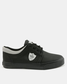 Cutty Mthandeni Cummp Lace Up Sneakers Black