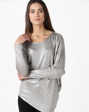 9f071756ceb Women evening tops online in south africa zando jpg 314x393 Silver evening  tops