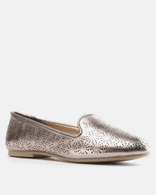 Call It Spring Kiressa Flats Champagne