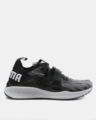 c073a073663 Puma Performance Ignite EvoKNIT Lo 2 Wn s Shoes Black
