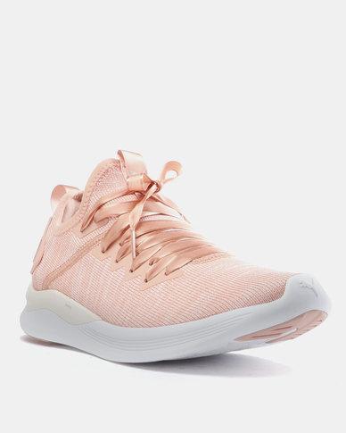 size 40 d5e40 c3cdc Puma Performance Ignite Flash evoKNIT Satin EP Wn's Shoes Pink