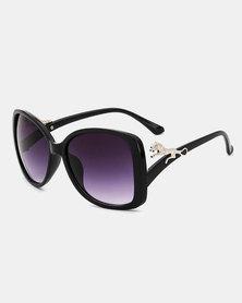 Naked Eyewear Roshan Sunglasses Black