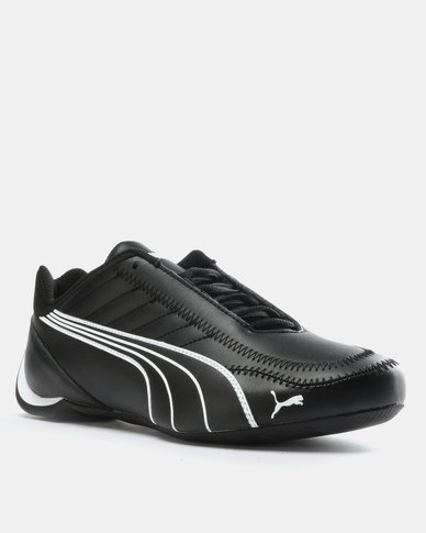 Puma Future Kart Cat Sneakers Black  White  9a914d33f