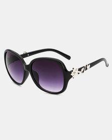 Naked Eyewear Warda Sunglasses Black