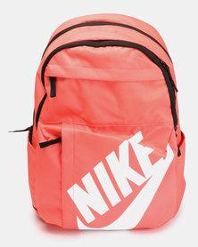 Nike Elemental Backpack Coral