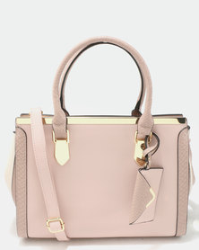 Call It Spring Mires Handbag Pink