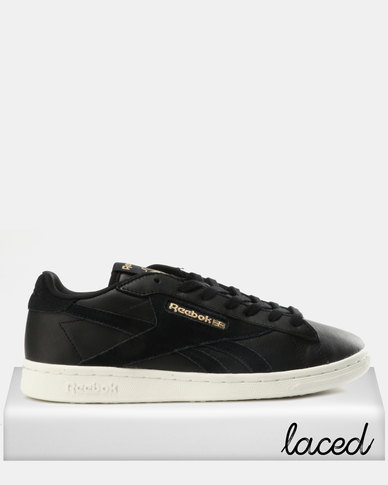 a05b2ddcbe50c Reebok NPC UK AD Sneakers Black