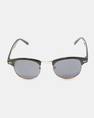 New Look Rich DJ Master Sunglasses Black