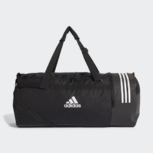 Convertible 3-Stripes Duffel Bag
