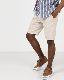 D-Struct Miko Chino Shorts Stone