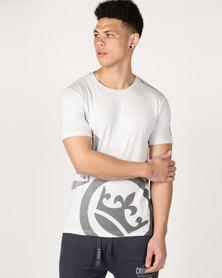 Crosshatch Sudworth T-Shirt Grey