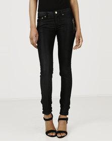 Utopia Skinny Leg Jeans Dark Wash