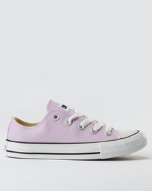 Soviet Viper Fash Low Cut Canvas/Denim Sneakers Lavender