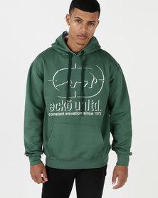 ECKÓ Unltd Basic Pullover Trekking Green