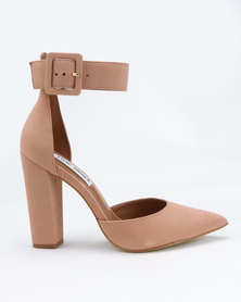 Steve Madden Posted Heels Dusty Pink