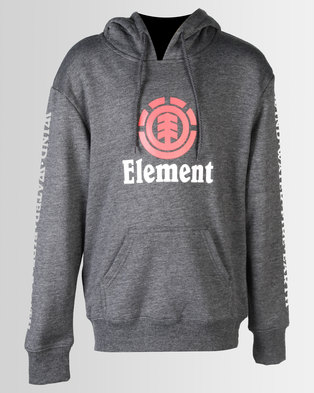 d559b427cc59 Element Vertical Hoodie Charcoal Heather
