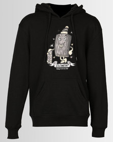 Element Friend Hoodie Black