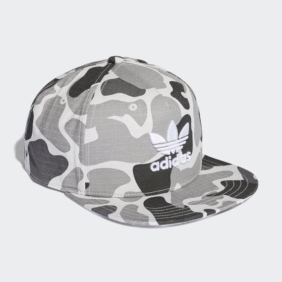 13d1c3450fc Camouflage Snapback Cap