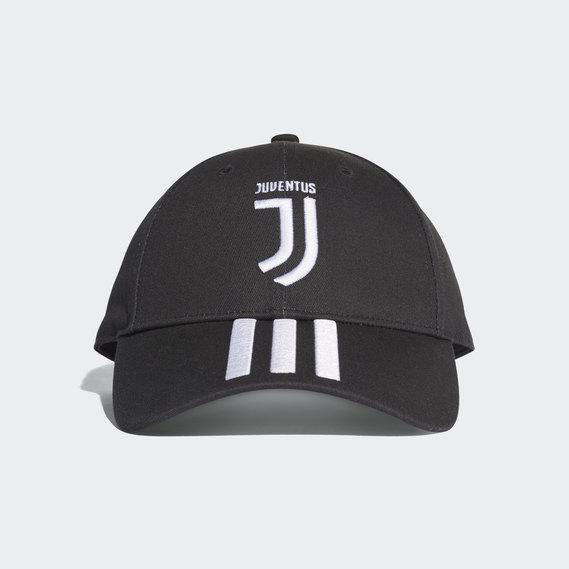 bfc331a3181 ... Juventus 3-Stripes Cap ...