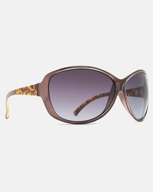 Von Zipper Vacay Sunglasses Tortoise Shell/Brown