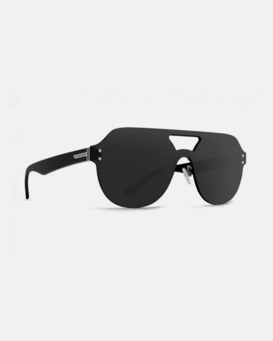 0b9924a408 Von Zipper Psychwig Alt Sunglasses Black Grey