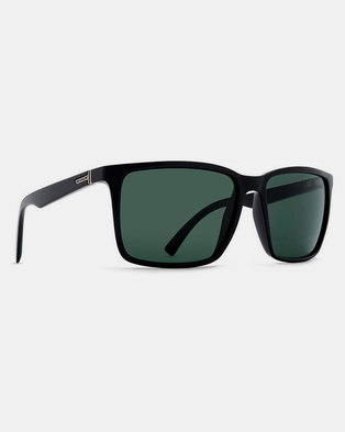 best service fc035 34237 Von Zipper Fulton Sunglasses Black Gloss Grey