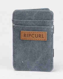 Rip Curl PU Magic Wallet Blue