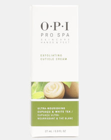 OPI Pro Spa Exfoliating Cuticle Cream 27ml