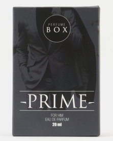 Perfume Box Prime Cologne 20ml