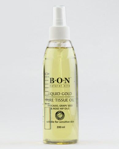 B.O.N Natural Oils BON Liquid Gold Pure Tissue Oil 200ml