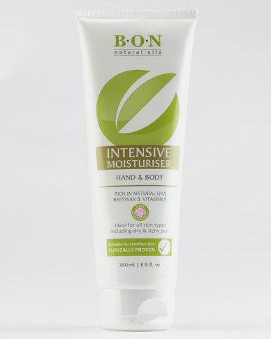 B.O.N Natural Oils BON Intensive Moisturizer 250ml