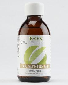 B.O.N Natural Oils BON Pure Eucalyptus Oil 200ml