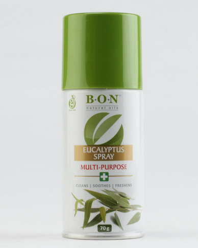 B.O.N Natural Oils BON Pure Eucalyptus Oil Spray 70g