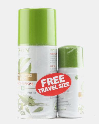 B.O.N Natural Oils Bon Pure Eucalyptus Oil Spray 70g+ 30g