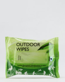 DISC B.O.N Natural Oils BON Soothing Outdoor 15 Wipes