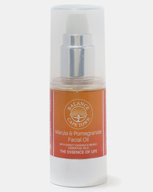 Balance Marula & Pomegranate Facial Oil