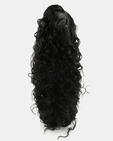 Outre Lace Front Wig Amber #1 Black