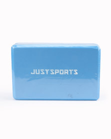 Justsports Yoga Blocks Blue