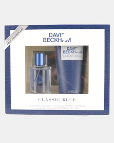 Beckham Classic Blue 40ML EDT + 200ML Shower Gel