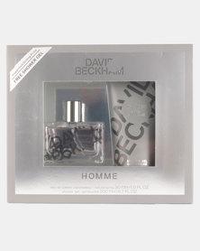 Beckham Homme 30ml EDT + 200ml Shower Gel