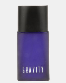 Gravity 50ML Cologne and 120ML Deodorant and Watch