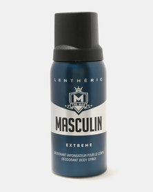 Lentheric Masculin Extreme Deodorant Body Spray 150ML