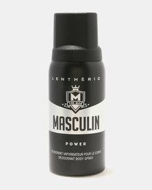 Lentheric Masculin Power Deodorant Body Spray 150ML
