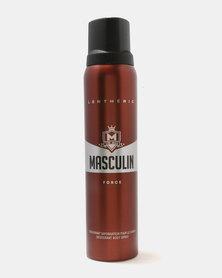 Lentheric Masculin Force Deodorant Body Spray 250ml