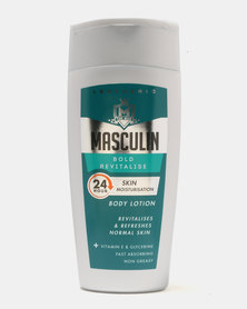 Lentheric Masculin Bold Body Lotion 400ml