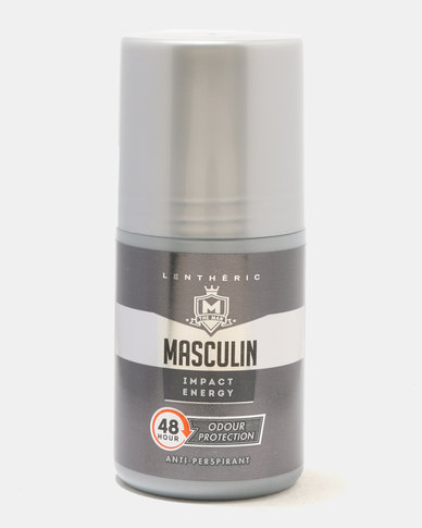 Lentheric Masculin Impact Roll On 50ml