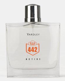Yardley 442 Active Eau De Parfum 100ml