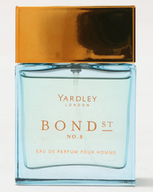 Yardley Bond Street Male No 8 Eau De Parfum 100ml