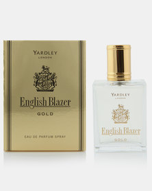Yardley English Blazer Gold Eau De Parfum 100ml