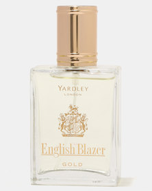 Yardley English Blazer Gold Eau De Parfum 50ml